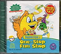 Freddi Fish's One-Stop Fun Shop [並行輸入品]