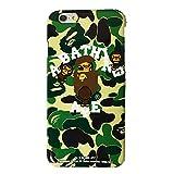APE A BATHING APE iPhone6 iPhone6S アイフォン6S /6 対応ケース ア ベイシング エイプ ape101 [並行輸入品]