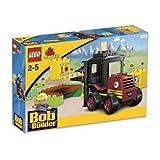 レゴ (LEGO) デュプロ ボブとはたらくブーブーズ フォークリフトのサムジー 3298
