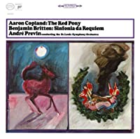 Copland & Britten(Remaster) by Andre Previn & Slso (2009-09-30)