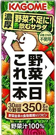 【キャンペーンシール付き】カゴメ 野菜一日これ一本 ×24本