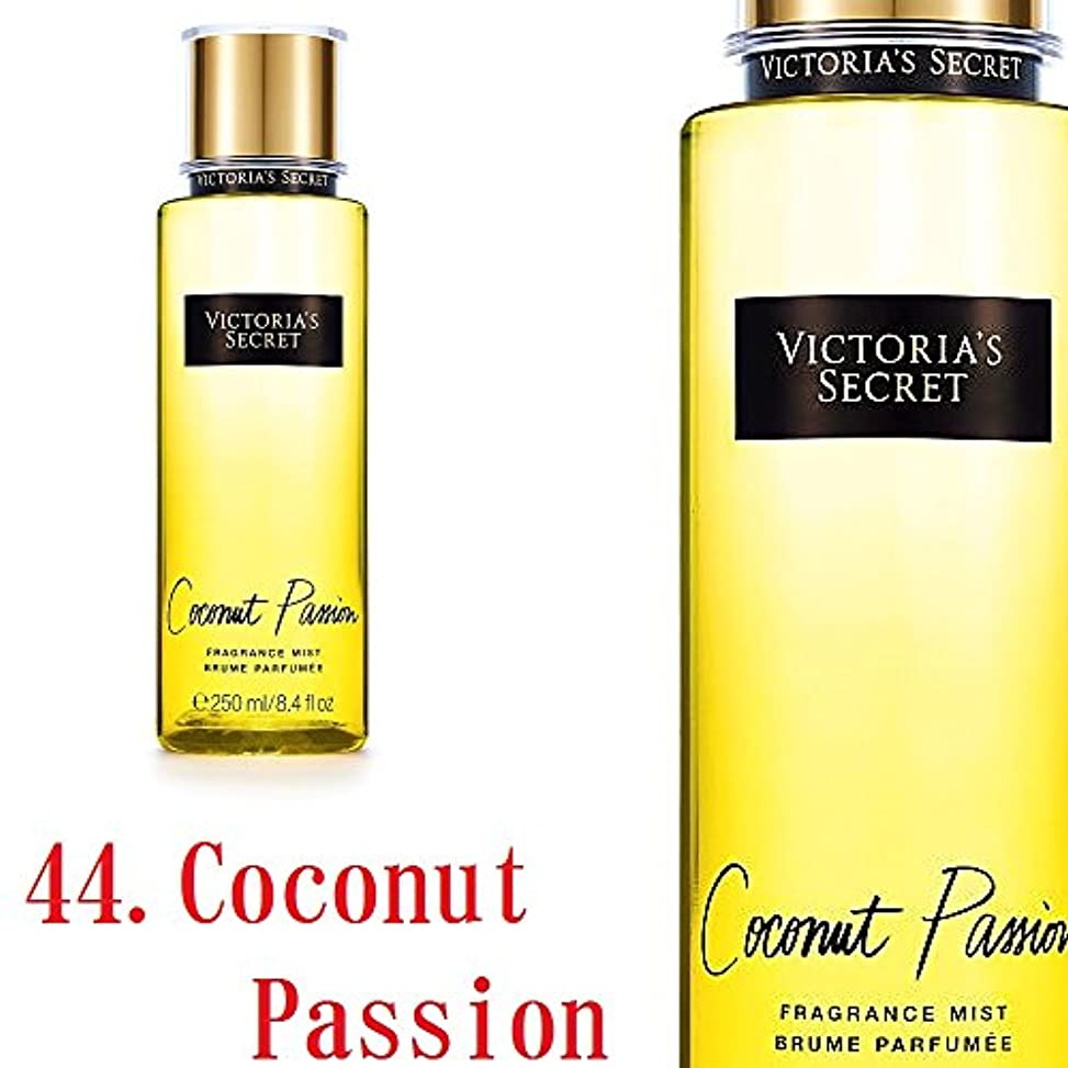Victoria's Secret Fantasies フレグランスミスト ヴィクトリアシークレット (44.ココナッツパッション) [並行輸入品]