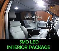 スーパーホワイト4ライト電球LED SMD内部パッケージ–ホンダシビック1996–2000