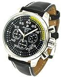 [エアロマチック1912]aeromatic1912 腕時計 ドイツ製二戦ドイツ空軍パイロット復刻クロノグラフA1203 【並行輸入品】