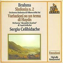 Symphonia 2, Variazioni: Celicidache