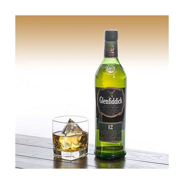 シングルモルト ウイスキー グレンフィディック12年の紹介画像3