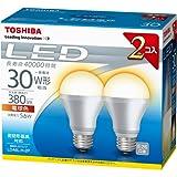 東芝LED電球 一般電球形5.6W 2P LDA6L-H-2P