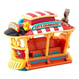 ミッキー マウス スクリーンデビュー 90周年 グッズ ( トミカ ジョリートロリー ) おもちゃ 車 ミニカー ディズニー リゾート限定