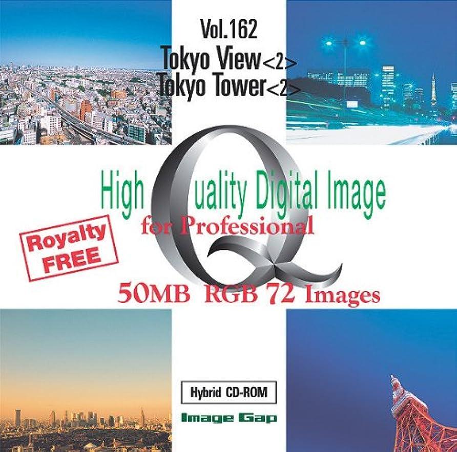 楽しいスーツケース没頭するHigh Quality Digital Image Tokyo View <2> & Tokyo Tower <2>