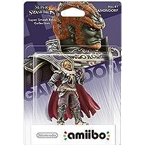 Ganondorf amiibo - Europe/Australia Import (Super Smash Bros Series) by Nintendo Amiibo by Nintendo Amiibo [並行輸入品]
