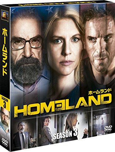 HOMELAND/ホームランド シーズン3(SEASONSコンパクト・ボックス) [DVD]の詳細を見る