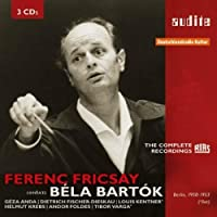 Ferenc Fricsay Conducts Bela Bartok - Complete RIAS Berlin Recordings 1951 - 1953 (2011-02-22)