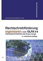 Rechtschreibfoerderung organisieren nach OLFA 3-9: Individuelles Foerderheft oder Kopiervorlagen