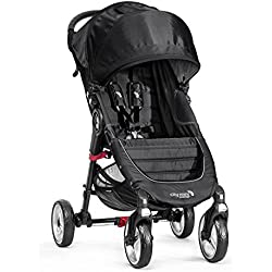 Baby Jogger City Mini 4-wheel, Black