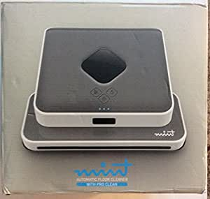 (フローリングお掃除ロボット)Mint [ミント] プロクリーンシステム搭載4205 専用マイクロファイバーパット3枚付き並行輸入