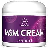 MRM - MSM Cream - 4 oz  エムエスクリーム ~海外直送品~