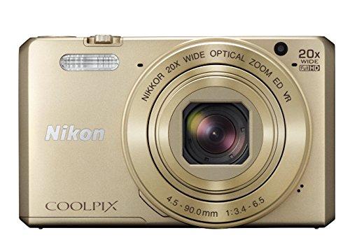 Nikon デジタルカメラ COOLPIX S7000 20倍ズーム 1605万画素 ゴールド S7000GL -