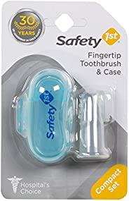 Safety 1st Finger Tip Toothbrush and Case