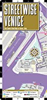 Streetwise Venice: City Center Street Map of Venice, Italy