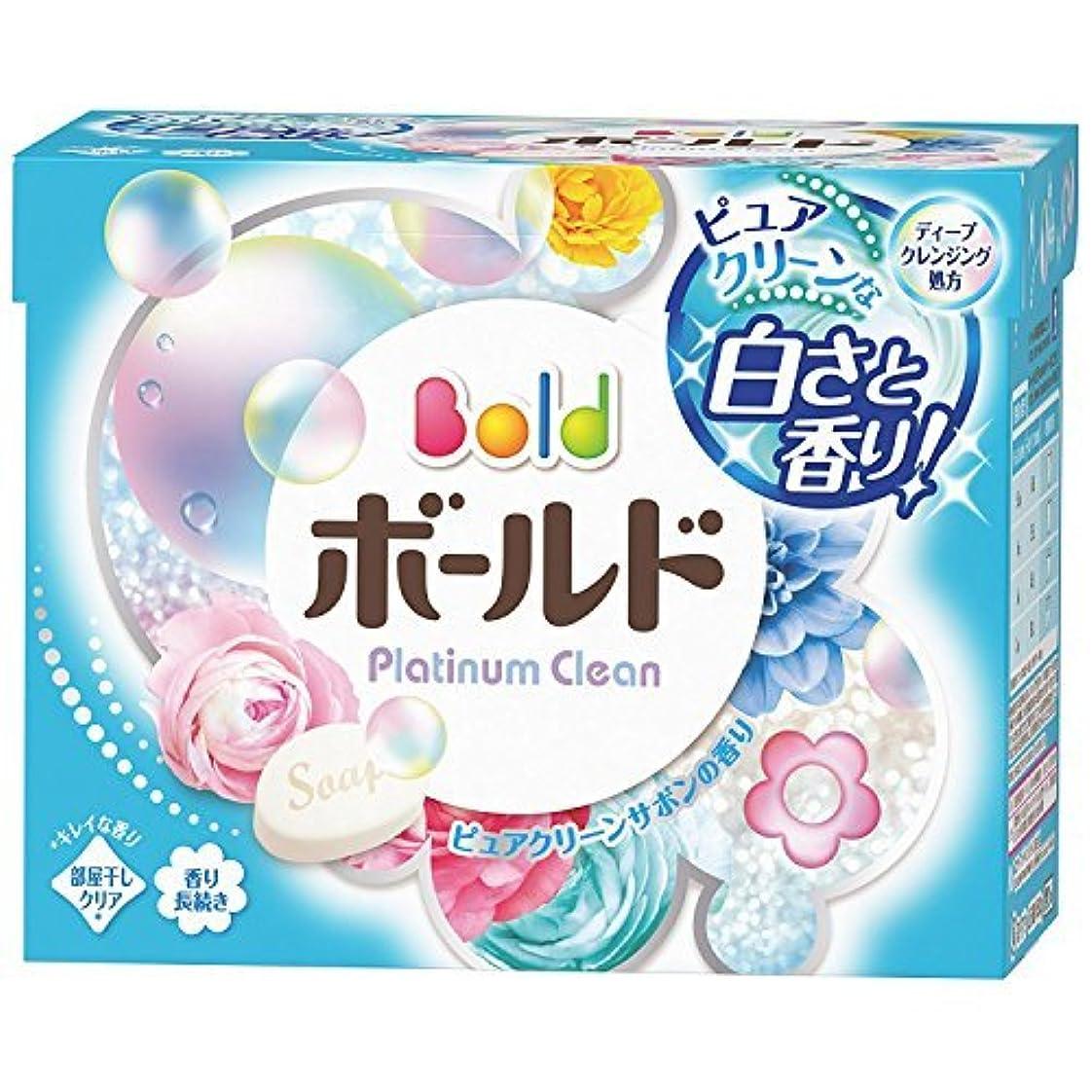 上記の頭と肩夕方合体【P&G】ボールド プラチナクリーン 香りのサプリイン 粉末 850g ×5個セット