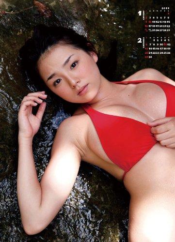 篠崎愛 2011年 カレンダー