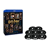 ハリー・ポッター 8-Film ブルーレイセット (8枚組) [Blu-ray]