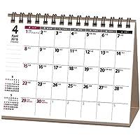 能率 NOLTY 2018年 カレンダー 卓上35 A6 C229