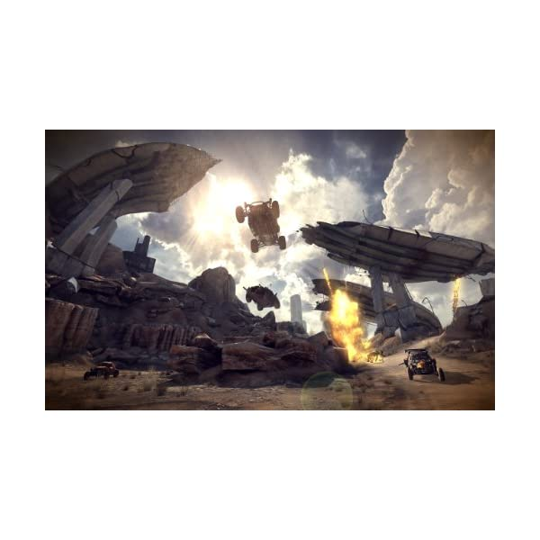 Rage (輸入版) - Xbox360の紹介画像3