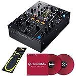 Pioneer DJ パイオニアディージェイ DJM-450 +コントロールヴァイナルRB-VD1-CR DVS SET