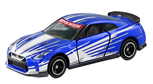ドリームトミカ SP ドライブヘッド 機動救急警察専用車 日産 GT-R 警察ver.