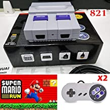 Newest Christmas gifts !Video Games,HDMI Out Retro Classic Mini Console 821 Different Games Buit-in dual Gamepad