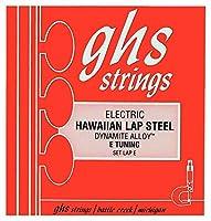 GHS Electric Hawaiian Lap Steel E-Tuning 13-56 LAP-E [並行輸入品]
