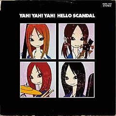 SCANDAL「カゲロウ -album mix-」のCDジャケット