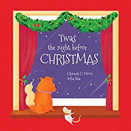 Twas the Night Before Christmas (Xist Children's Books) by [Moore, Clement C