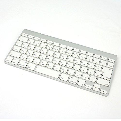 アップル 純正 Apple Wireless Keyboard (JIS) MC184J/A A1314 -