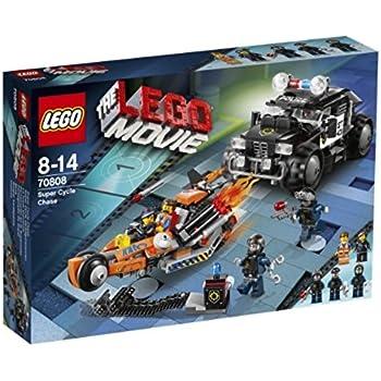 レゴ (LEGO) ムービー スーパーサイクルチェイス 70808