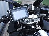 Navitech Durable & Robust Cycle / Bike / Bicycle / Motorbike Waterproof Holder Mount And Case For Smartphones & GPS Including ZTE PF112, ZTE Era, ZTE Tania, ZTE Orbit [並行輸入品]