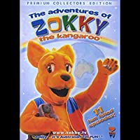 Adventures of Zokky the Kangaroo [DVD]