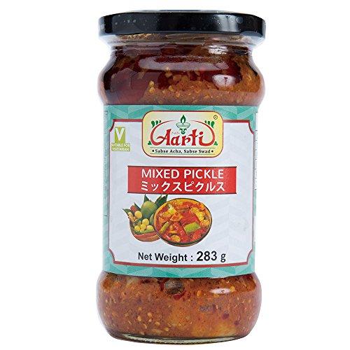 ミックスピクルス 283g (3本)アチャール 漬物 pickles