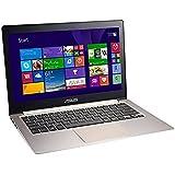 "ASUS アスース 英語版 (English OS) Zenbook UX303LN-DB71T 13.3"" Quad-HD Display Touchscreen タッチスクリーン Laptop ノートパソコン 米国版 US version Keyboard【並行輸入品】"