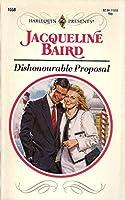 Dishonourable Proposal (Harlequin Presents)