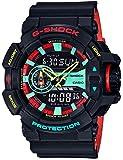 [カシオ]CASIO 腕時計 G-SHOCK ジーショック ブリージ-ラスタカラー GA-400CM-1AJF メンズ