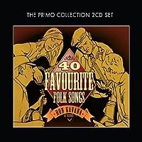 40 Favourite Folk Songs by RON & FRIENDS KAVANA (2011-04-26)