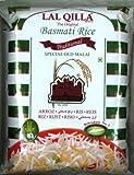 バスマティライス インド産 LAL QILLA 1kg Basmati Rice 長粒米 インディカ米 香り米 業務用