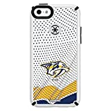 Coveroo Nashville PredatorsのデザインをホワイトIphone 5 C CandyShell Case by Speck – 小売パッケージ
