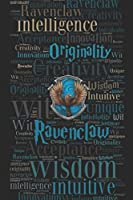 Journal: A ravenclaw themed notebook journal for your everyday needs