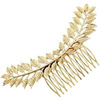 D DOLITY Exquisite Leaves Branch Hair Comb Tuck Comb Hairpin Bride Accessories Hair Jewelry