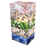 Premier Deluxe Facial Tissue, 120ct (Pack of 5)