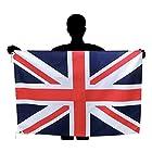 イギリス国旗 NO1 ユニオンジャック・英国 国旗 [70×105cm 高級テトロン製]日本製