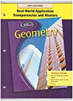 Geometry, Real World Application Transparencies and Masters